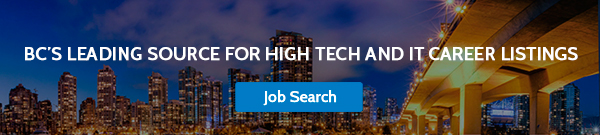 BC's Leading Source for High Tech and IT Career Listings - Job Search