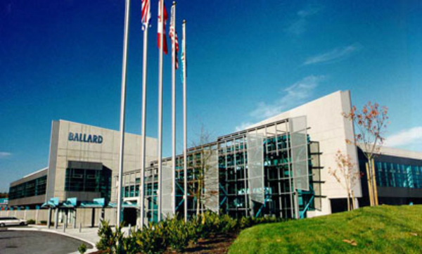 Ballard Receives Order From Porterbrook for Fuel Cell Module to