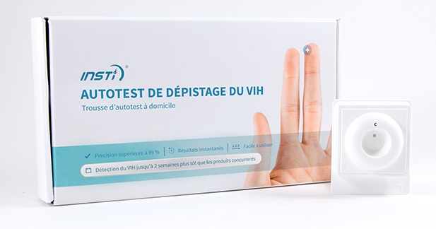 bioLytical Launches Instant HIV Home Test in Belgium | T-Net News