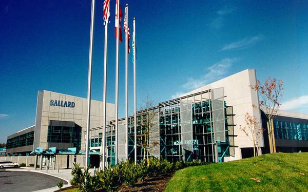 Ballard power systems new fuel cell engine facility for Broad ocean motor co