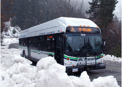 Vancouver Sun Reports: BC Transit's Hydrogen Bus Demonstration Fleet