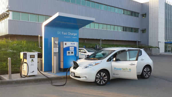 Electric Vehicle Charging Stations >> Bc Hydro Completes Phase One Of Network Of Electric Vehicle Charging