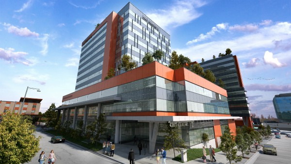 Health and Technology District Unveils new City Centre 2