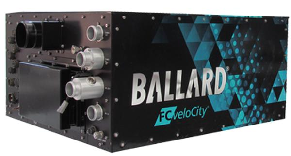 Ballard Announces Order From Wrightbus For 20 Fuel Cell Modules to