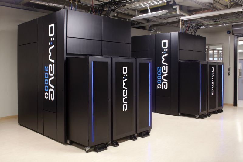 D-Wave Launches Leap, the First Real-Time Quantum Computing