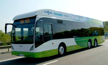 Ballard Receives LOI For 40 Fuel Cell Engines To Power Van