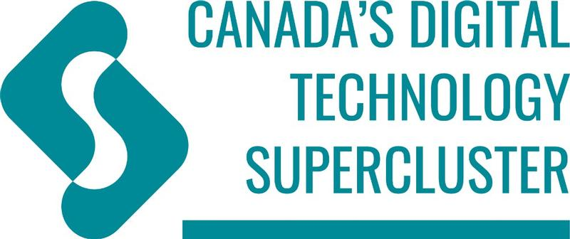 Image result for Canada's Digital Technology Supercluster Initiative logo