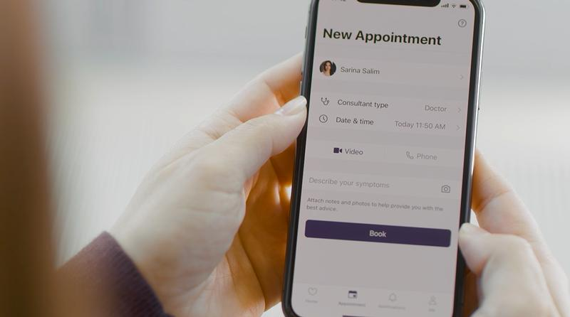 New App From TELUS Health and Babylon Enables Canadians to
